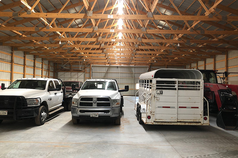 Pole Barn Sheds and Garages
