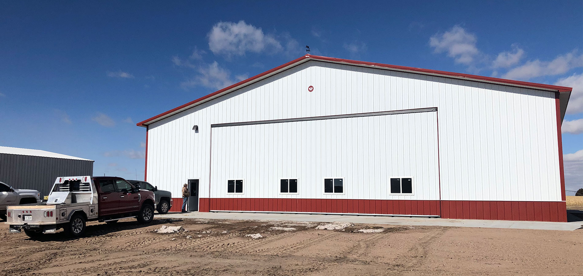 Pole Barn Building Design, Construction and buildout